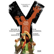 Y The Last Man Book Three by Brian K. Vaughan, 9781401258801