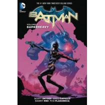 Batman Vol. 8 Superheavy (The New 52) by Greg Capullo, 9781401266301