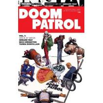 Doom Patrol Vol. 1 Brick By Brick by Nick Derington, 9781401269791