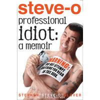 Professional Idiot: A Memoir by Stephen Glover, 9781401310790