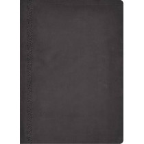 NASB, The MacArthur Study Bible, Imitation Leather, Black, Indexed by John F. MacArthur, 9781401679101