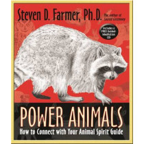 Power Animals: How to Connect with Your Animal Spirit Guide by Steven Farmer, 9781401949655