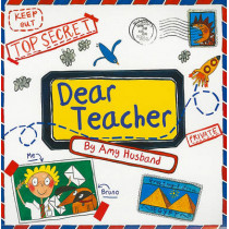 Dear Teacher by Amy Husband, 9781402242687
