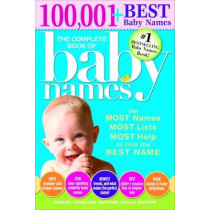 Complete Book of Baby Names by Lesley Bolton, 9781402266706