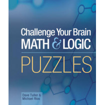 MENSA CHALLENGE YOUR BRAIN MATH LOG, 9781402714498