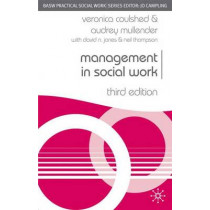 Management in Social Work by Veronica Coulshed, 9781403918376