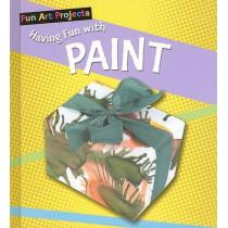 Having Fun with Paint by Sarah Medina, 9781404237186