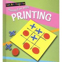 Having Fun with Printing by Sarah Medina, 9781404237193