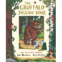 The Gruffalo Jigsaw Book by Julia Donaldson, 9781405034968