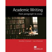 Academic Writing Student's Book by Lisa Ghulldu, 9781405086066