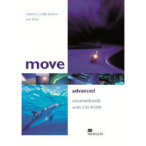 Move Advanced Student's Book Pack by Rebecca Robb Benne, 9781405095143