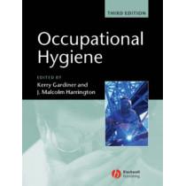 Occupational Hygiene by Kerry Gardiner, 9781405106214