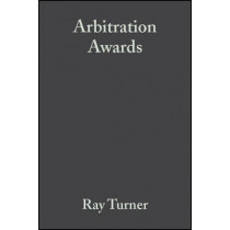 Arbitration Awards: A Practical Approach by Ray Turner, 9781405130639