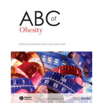 ABC of Obesity by Naveed Sattar, 9781405136747