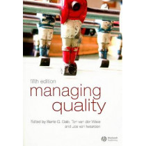 Managing Quality by Barrie G. Dale, 9781405142793