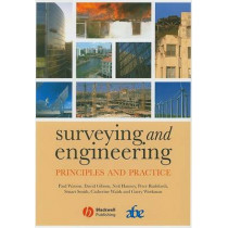 Surveying and Engineering: Principles and Practice by Paul Watson, 9781405159234