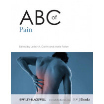 ABC of Pain by Lesley A. Colvin, 9781405176217