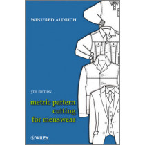 Metric Pattern Cutting for Menswear by Winifred Aldrich, 9781405182935