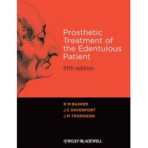 Prosthetic Treatment of the Edentulous Patient by R. M. Basker, 9781405192613