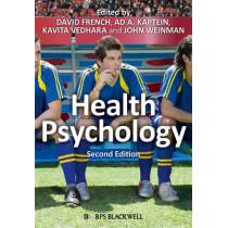 Health Psychology by David N. French, 9781405194600