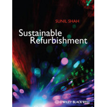 Sustainable Refurbishment by Sunil Shah, 9781405195089