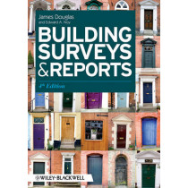 Building Surveys and Reports by James Douglas, 9781405197618