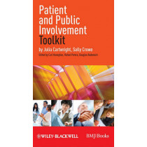 Patient and Public Involvement Toolkit by Julia Cartwright, 9781405199100
