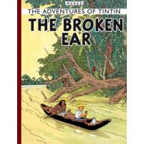 The Broken Ear by Herge, 9781405208055