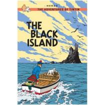 The Black Island by Herge, 9781405208062
