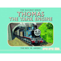 Thomas the Tank Engine: The Railway Series: 70th Anniversary Slipcase by Rev. Wilbert Vere Awdry, 9781405276511
