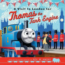 A Visit to London for Thomas the Tank Engine by Egmont Publishing UK, 9781405281263