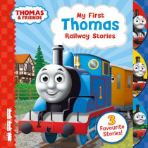 Thomas & Friends: My First Thomas Railway Stories by Egmont Publishing UK, 9781405281461