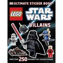 LEGO (R) Star Wars Villains Ultimate Sticker Book by Shari Last, 9781405364393