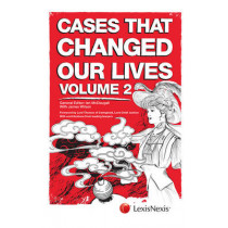 Cases That Changed Our Lives by Ian McDougall, 9781405791458