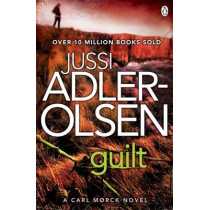 Guilt: Department Q 4 by Jussi Adler-Olsen, 9781405909785