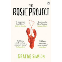 The Rosie Project by Graeme Simsion, 9781405912792
