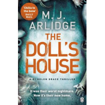 The Doll's House: DI Helen Grace 3 by M. J. Arlidge, 9781405919197