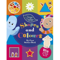 In The Night Garden: Shapes and Colours by In the Night Garden, 9781405919814