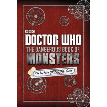 Doctor Who: The Dangerous Book of Monsters, 9781405920032