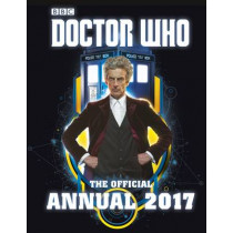 Doctor Who: The Official Annual 2017, 9781405926492