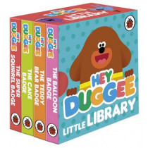 Hey Duggee: Little Library by Hey Duggee, 9781405927048