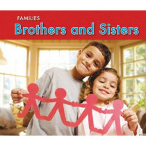 Brothers and Sisters by Rebecca Rissman, 9781406221534