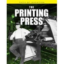 The Printing Press by Richard Spilsbury, 9781406222746