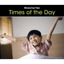 Times of the Day by Tracey Steffora, 9781406223033