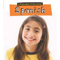 Spanish by Sarah Medina, 9781406224498