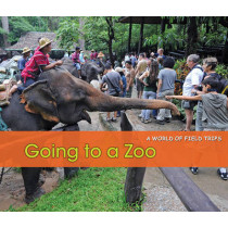 Going to a Zoo by Rebecca Rissman, 9781406235210