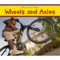 Wheels and Axles by Sian Smith, 9781406238105