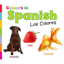 Colours in Spanish: Los Colores by Daniel Nunn, 9781406239195