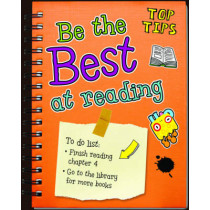 Be the Best at Reading by Rebecca Rissman, 9781406241099