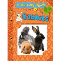 Rabbits by Charlotte Guillain, 9781406249644